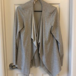 Bailey 44 Drapey Cardigan Large